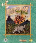 Ugh! Commodore 64 Front Cover