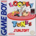Looney Tunes Game Boy Front Cover