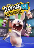 Rayman: Raving Rabbids TV Party J2ME Front Cover