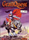 Grailquest DOS Front Cover