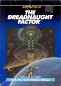 The Dreadnaught Factor Intellivision Front Cover