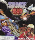 Space 1889 DOS Front Cover