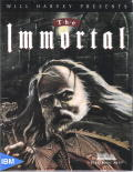 The Immortal DOS Front Cover