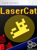 LaserCat Xbox 360 Front Cover