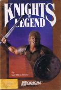 Knights of Legend Commodore 64 Front Cover