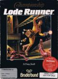 Championship Lode Runner Commodore 64 Front Cover