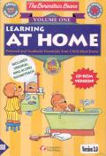 The Berenstain Bears: Learning At Home, Volume One DOS Front Cover
