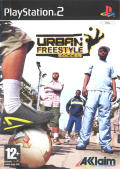 Freestyle Street Soccer PlayStation 2 Front Cover