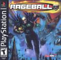 Rageball PlayStation Front Cover