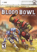 Blood Bowl (Dark Elves Edition) Windows Front Cover