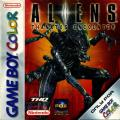 Aliens: Thanatos Encounter Game Boy Color Front Cover