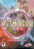 Zanzarah: The Hidden Portal Windows Front Cover