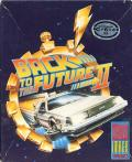 Back to the Future Part II Commodore 64 Front Cover