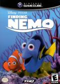 Disney•Pixar Finding Nemo GameCube Front Cover