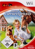 Paws & Claws: Pet Vet Wii Front Cover