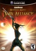 Baldur's Gate: Dark Alliance GameCube Front Cover