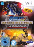 Arcade Hits Pack: Gunblade NY & L.A. Machineguns: Rage of the Machines Wii Front Cover