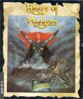 Rings of Medusa Commodore 64 Front Cover