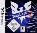 Tecktonik: World Tour Nintendo DS Front Cover