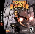 Tomb Raider: Chronicles Dreamcast Front Cover