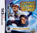 Star Wars: The Clone Wars - Jedi Alliance Nintendo DS Front Cover