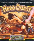 HeroQuest Commodore 64 Front Cover