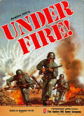 Under Fire! Commodore 64 Front Cover
