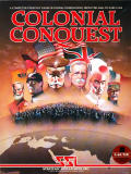 Colonial Conquest Commodore 64 Front Cover