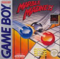 Marble Madness Game Boy Front Cover