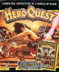 HeroQuest + HeroQuest: Return of the Witch Lord Commodore 64 Front Cover