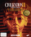 Civilization II: édition limitée Windows Front Cover