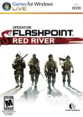 Operation Flashpoint: Red River Windows Front Cover