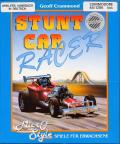 Stunt Track Racer Commodore 64 Front Cover