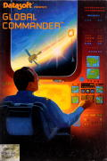 Global Commander Atari ST Front Cover