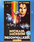 Moonwalker Commodore 64 Front Cover