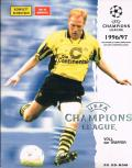 UEFA Champions League 1996/97 DOS Front Cover
