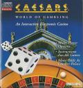 Caesars World of Gambling CD-i Front Cover