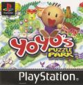 YoYo's Puzzle Park PlayStation Front Cover
