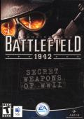 Battlefield 1942: Secret Weapons of WWII Macintosh Front Cover