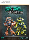 Spare Parts Xbox 360 Front Cover