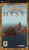 Myst PSP Front Cover