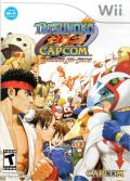 Tatsunoko vs. Capcom: Ultimate All-Stars Wii Front Cover