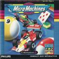 Micro Machines CD-i Front Cover