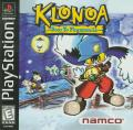 Klonoa: Door to Phantomile PlayStation Front Cover