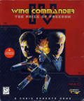 Wing Commander IV: The Price of Freedom Macintosh Front Cover