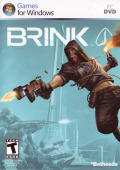 Brink Windows Front Cover
