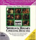 Sherlock Holmes Consulting Detective: Collection DOS Front Cover