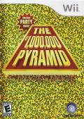 The $1,000,000 Pyramid Wii Front Cover