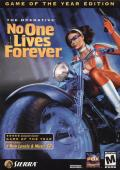 The Operative: No One Lives Forever - Game of the Year Edition Windows Front Cover
