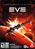Eve Online: Commissioned Officer Edition Macintosh Front Cover